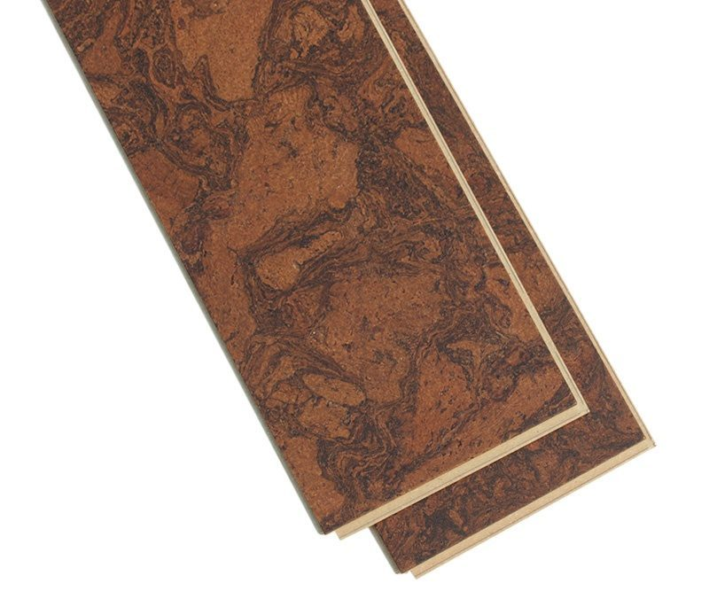 plank cork flooring sunny ripple floating