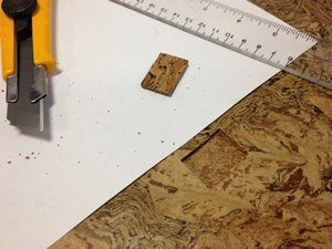 repair cork floor pactch cut