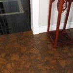 resilient flooring sunny ripple cork living room