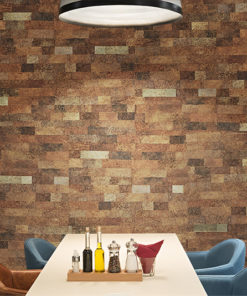 restaurant wall tiles cork wall panels sound proof insulation