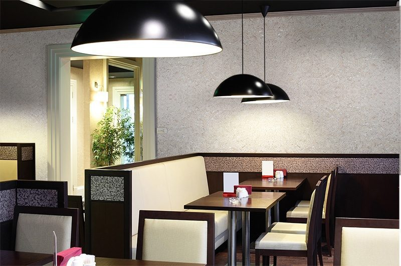 restaurant wall tiles creme cork wall tiles sound proof insulation