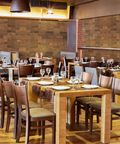 restaurant wall tiles forna cork wall panels soundproofing reduce noise