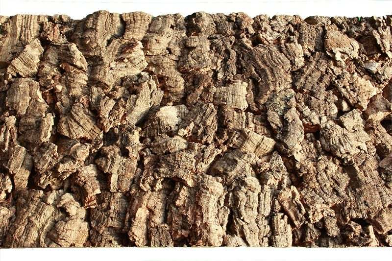roccia cork wall panels sample