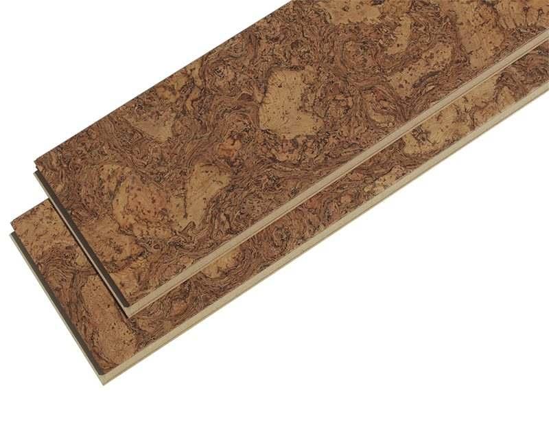 rocky bush narrow planks cork floating