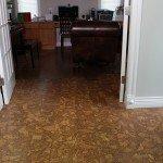 rocky bush plank cork flooring