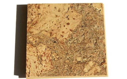 rococo cork flooring floating sample
