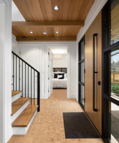salami cork durable water resilience safe foyer flooring ideas