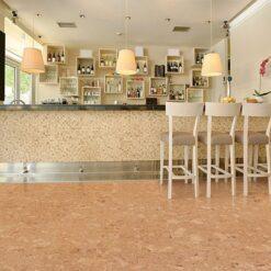 salami cork floor restaurant cafe bar