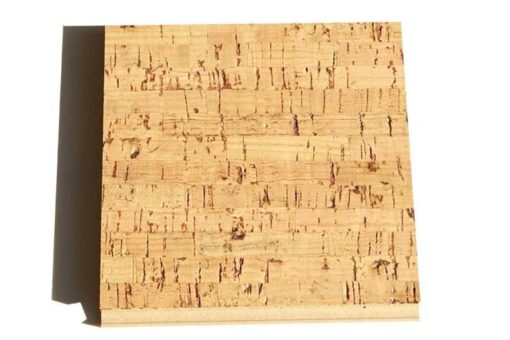 silver birch floating cork flooring 12mm sample