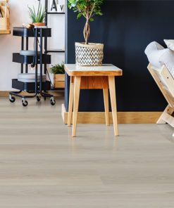 silver pine forna cork floor nordic natural interior in stylish open studio black wall office space