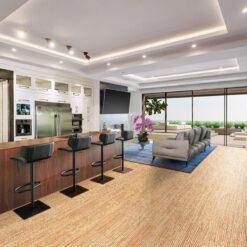 sisal cork floating flooring eco wood floor trends natural colour