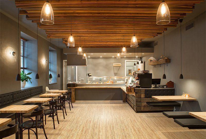 sisal forna cork flooring restaurant floor