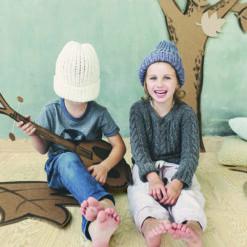 snow cup real design wood flooring kids room