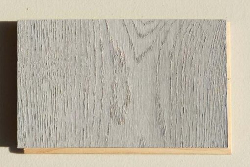 Snowflake Oak Engineered Hardwood Flooring  sample