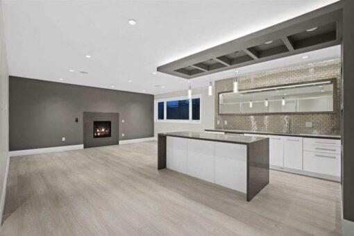 Snowflake Oak Engineered Hardwood Flooring