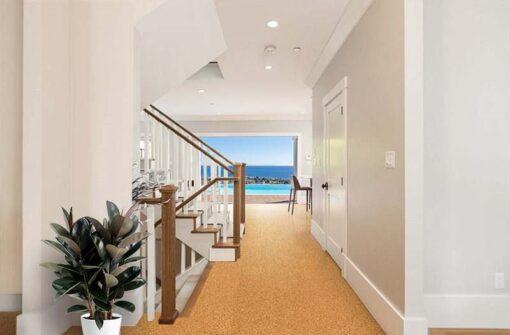 sound absorption flooring golden beach