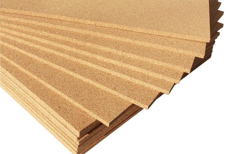 Acoustic Underlay 12mm Cork Underlayment - Advantages