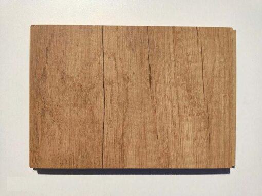 Spanish Cedar Design Cork Flooring Sample