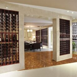 tasmanian cork resilient flooring bar wine store shop restaurant resistant water