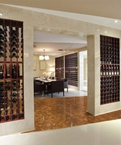 tasmanian cork resilient flooring bar wine store shop restaurant resistant water