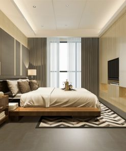 taupe leather cork floor taupe leather cork floor luxury modern bedroom suite wardrobe and walk in closet alternative to carpet