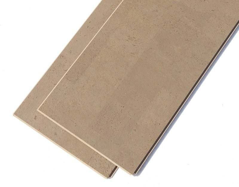 taupe leather forna floating cork