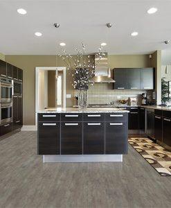 teak fusion cork floor contemporary kitchen interior design