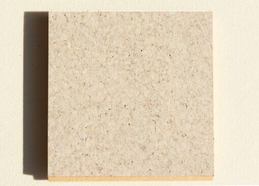 terrazzo 10mm cork floating flooring sample
