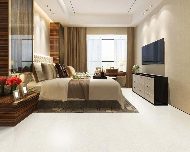 terrazzo 10mm forna cork uniclic flooring sustainable bedroom white