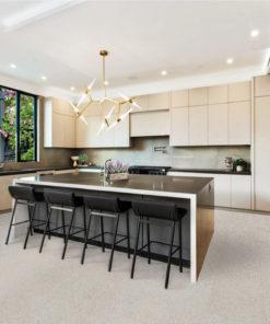 terrazzo cork flooring alternative warm floor tiles for kitchen
