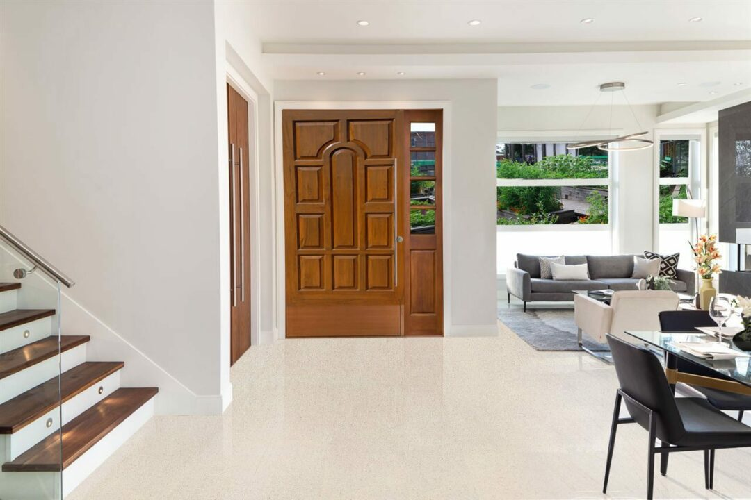 terrazzo forna affordable white cork flooring Interior of house