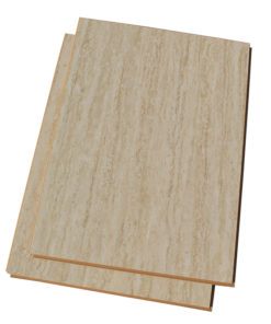 travertine design concept floating cork flooring planks