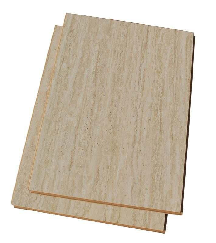 travertine design concept floating cork flooring planks