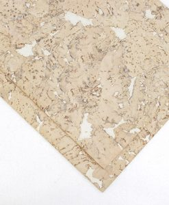 wall cork tiles creme 3mm