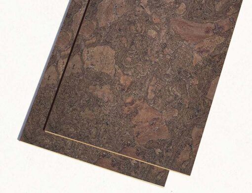 walnut burlwood 8mm forna cork tile