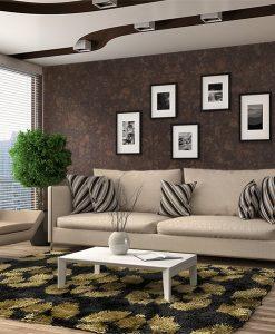 walnut burlwood forna cork wall tiles for