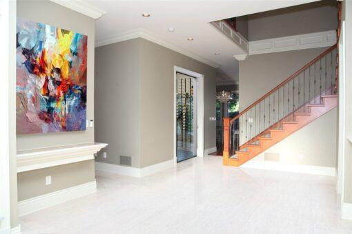 white bamboo cork floating flooring best flooring for a basement cement floor.jpg