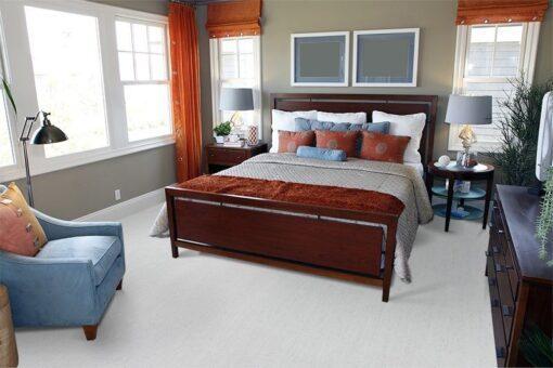 white bamboo cork floor designer bedroom contemporary furniture decor