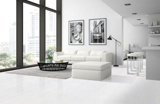 white bamboo cork flooring luxury and modern living room