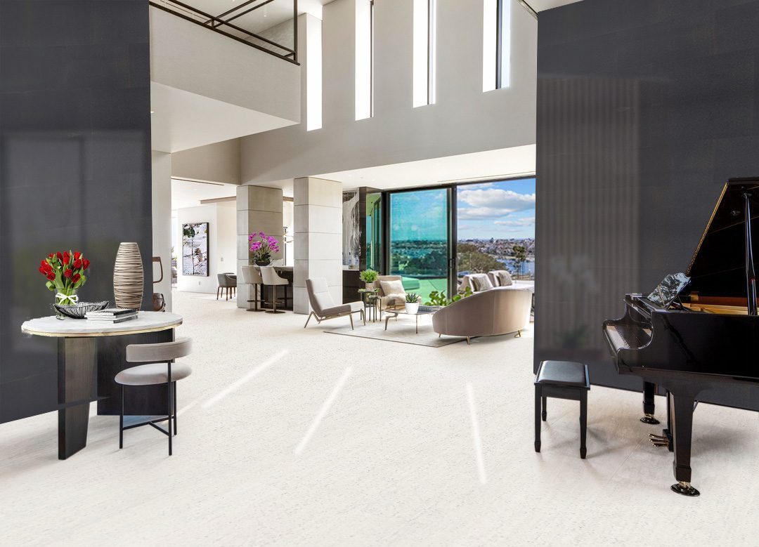 white bamboo forna cork floors architectural interior jpg