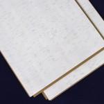 white cork flooring bamboo look tile
