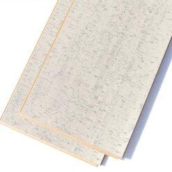 white cork flooring bleached birch floating