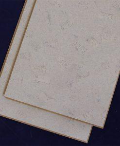 white cork floors creme royal marble planks