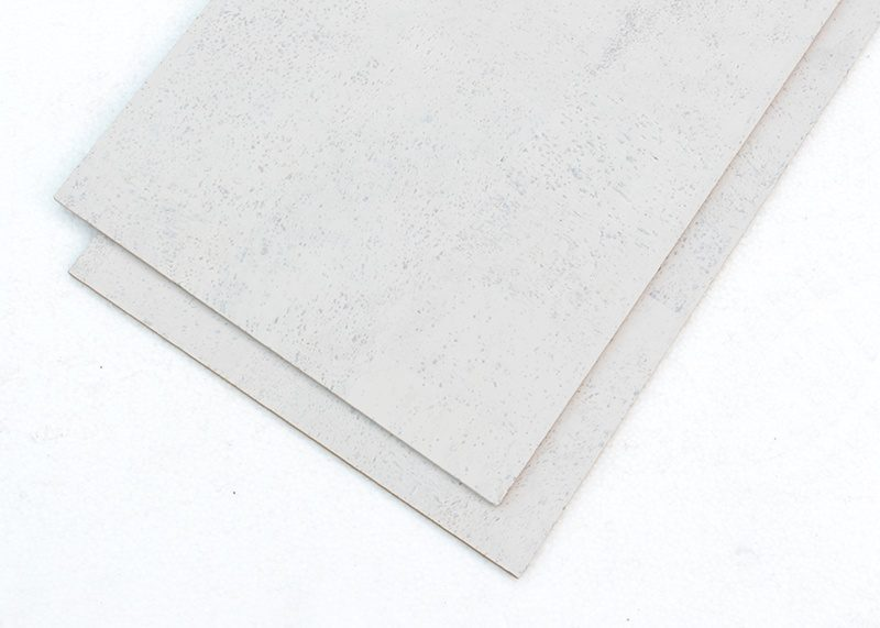 white floor tiles 6mm forna white leather