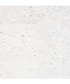 white leather cork tile sample