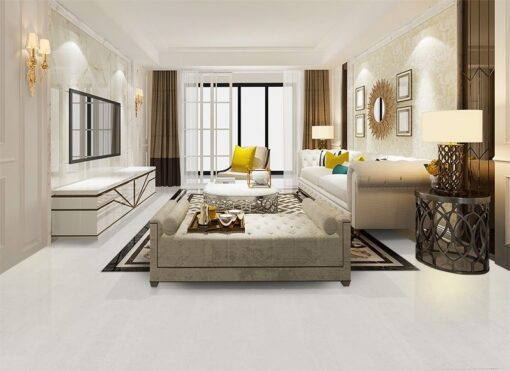 white leather forna cork eco friendly floor tiles living room