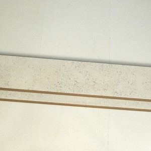 white leather narrow plans forna cork flooring