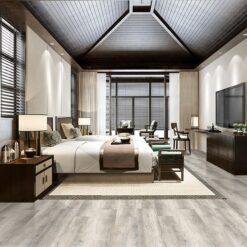 wide oak design cork floor luxury tropical bedroom suite resort hotel
