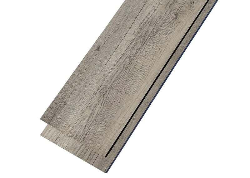 wild oak design cork glue down long tiles waterproof grey color icork USA