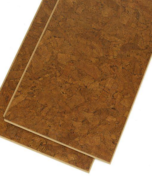 winter leaves cork flooring